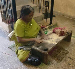 インドのおばあちゃん